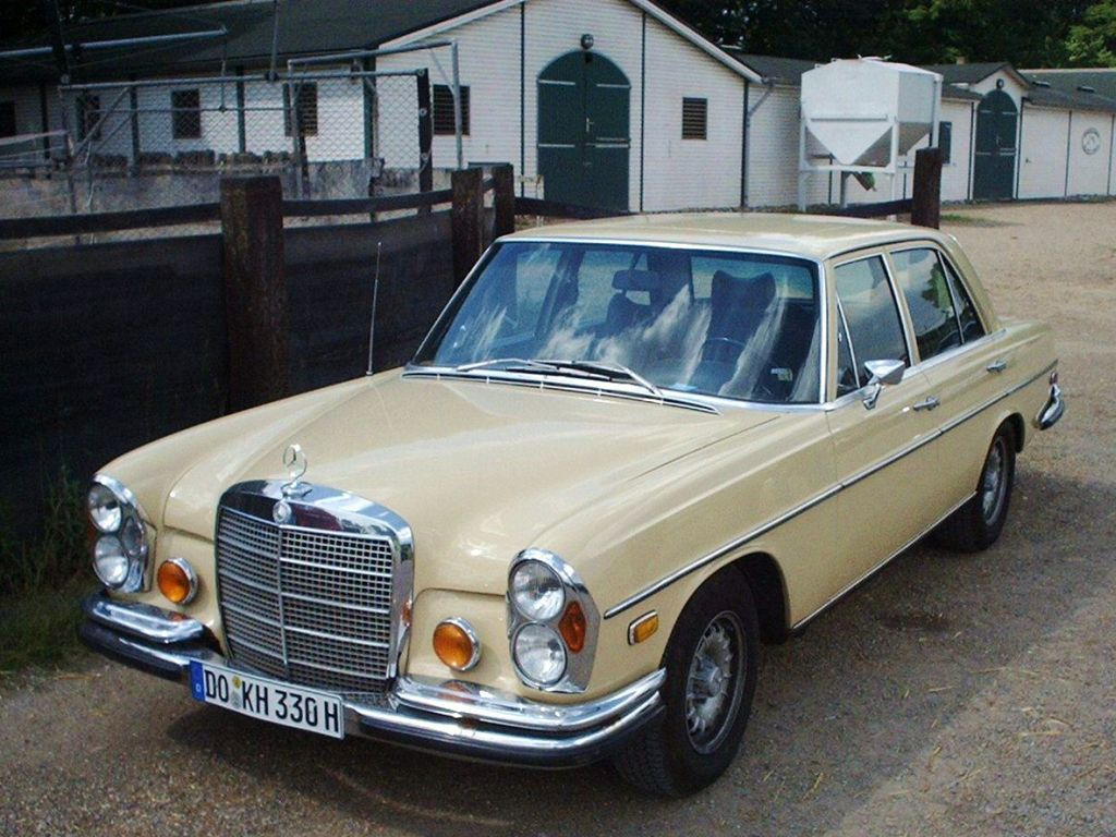 Mercedes benz w 108 oldschool s klasse autotuning de for Mercedes benz 108