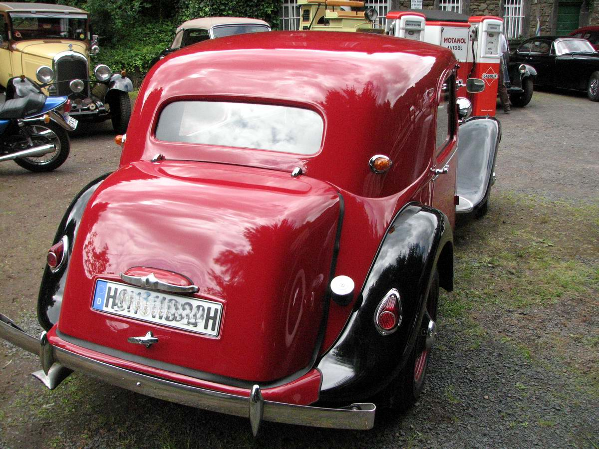 Citroen 11CV Traction Avant